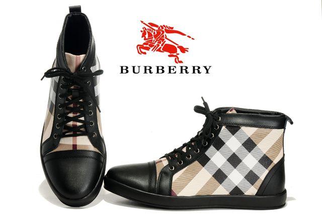 Burberry Chaussures Femme Pas Cher