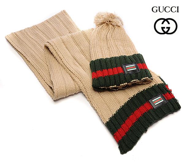 Bonnet Gucci Gris