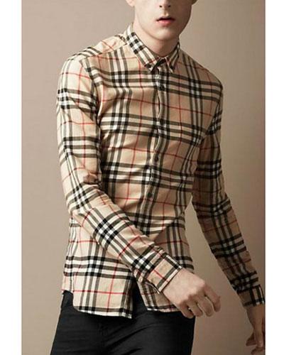nouveaux chemise burberry manches longue homme pas cher id 9684. Black Bedroom Furniture Sets. Home Design Ideas