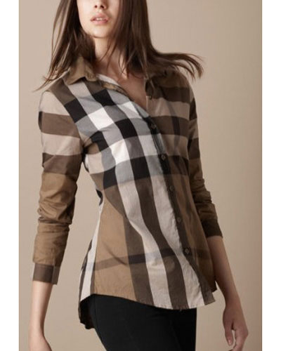 2cdcfb7ad56 Chemise Burberry Brit Femme