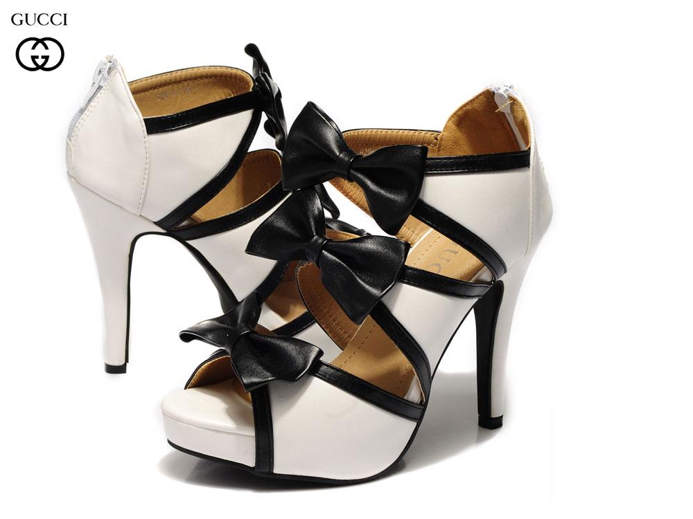 Chaussure Gucci Talon